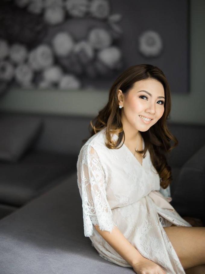 BRIDE: Monina ❤️ by Nybie Ng Make Up Artistry - 005
