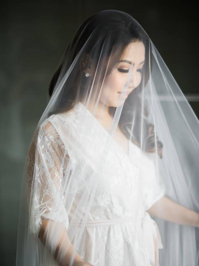 BRIDE: Monina ❤️ by Nybie Ng Make Up Artistry - 009