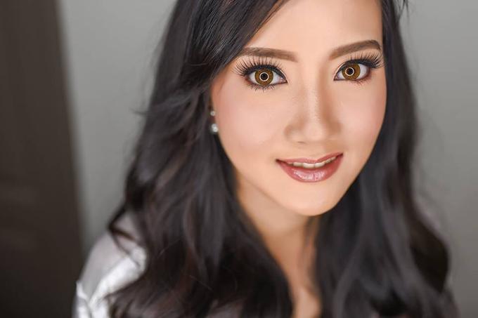 BRIDE: Tinay ❤️ by Nybie Ng Make Up Artistry - 002