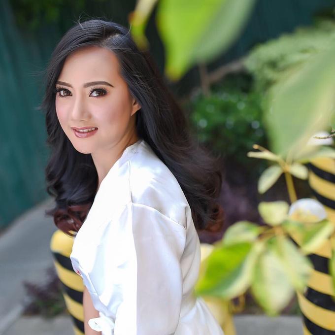 BRIDE: Tinay ❤️ by Nybie Ng Make Up Artistry - 005
