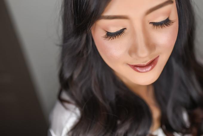 BRIDE: Tinay ❤️ by Nybie Ng Make Up Artistry - 003