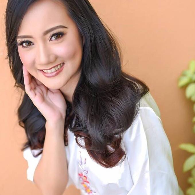 BRIDE: Tinay ❤️ by Nybie Ng Make Up Artistry - 004