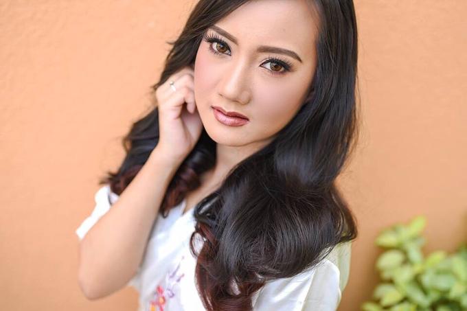BRIDE: Tinay ❤️ by Nybie Ng Make Up Artistry - 006