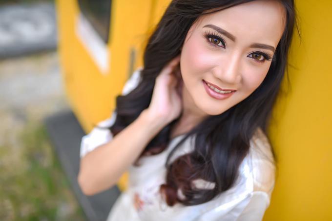 BRIDE: Tinay ❤️ by Nybie Ng Make Up Artistry - 007