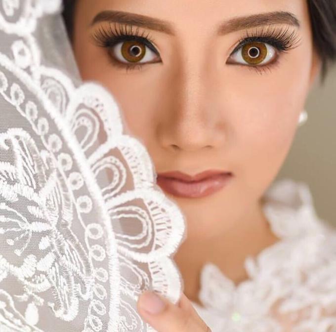 BRIDE: Tinay ❤️ by Nybie Ng Make Up Artistry - 008