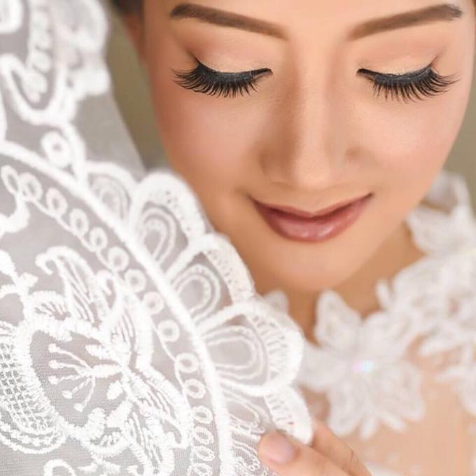BRIDE: Tinay ❤️ by Nybie Ng Make Up Artistry - 009