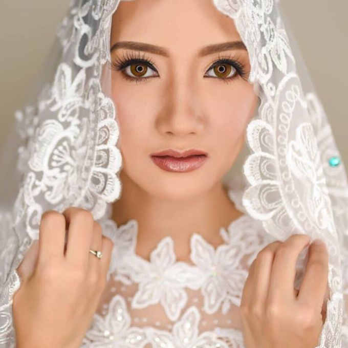 BRIDE: Tinay ❤️ by Nybie Ng Make Up Artistry - 010