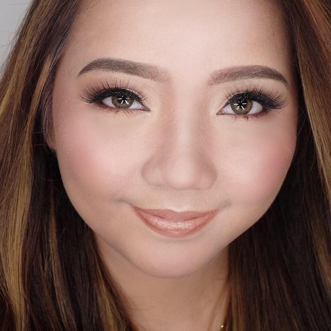 BRIDE: Ruth❤️ by Nybie Ng Make Up Artistry - 003