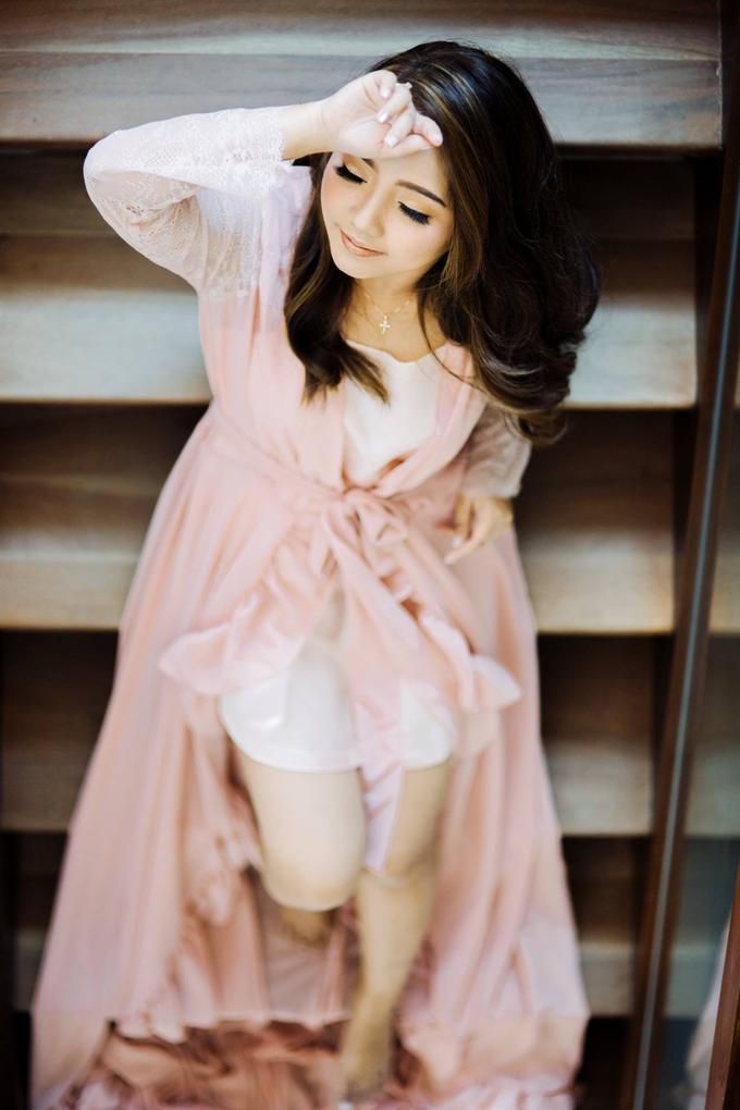 BRIDE: Ruth❤️ by Nybie Ng Make Up Artistry - 014