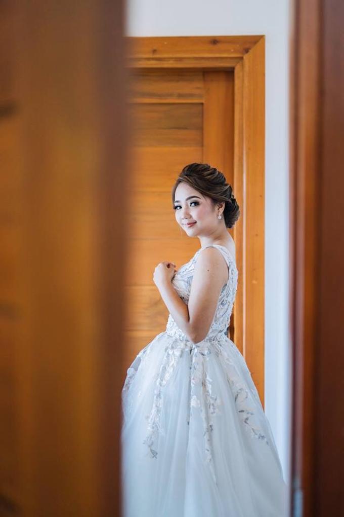 BRIDE: Ruth❤️ by Nybie Ng Make Up Artistry - 016