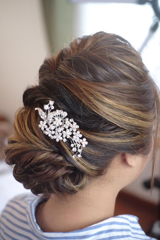 BRIDE: Ruth❤️ by Nybie Ng Make Up Artistry - 018