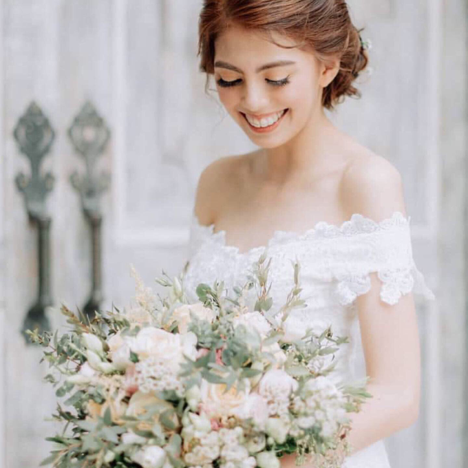 Bride: Angela ❤️ by Mel Dolorico Fine Art Weddings - 004