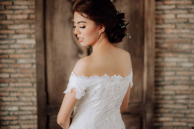 Bride: Angela ❤️ by Nybie Ng Make Up Artistry - 011