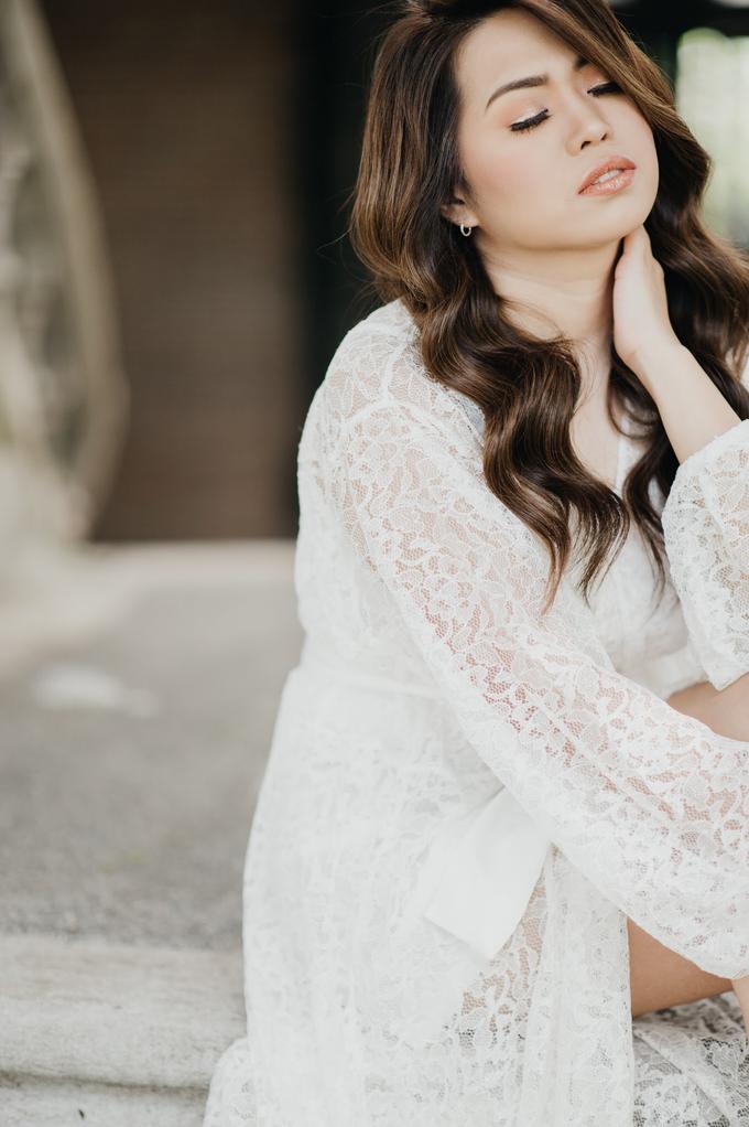 BRIDE: Mariel ❤️ by Nybie Ng Make Up Artistry - 005