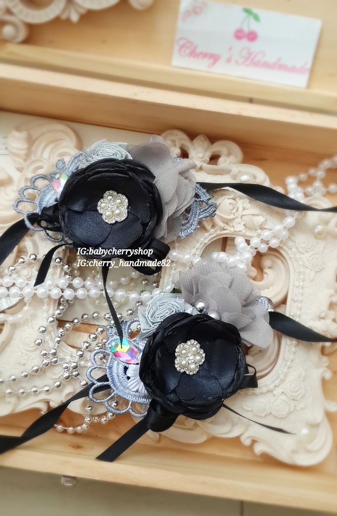 Hand Corsages by Cherry's  Handmade - 001
