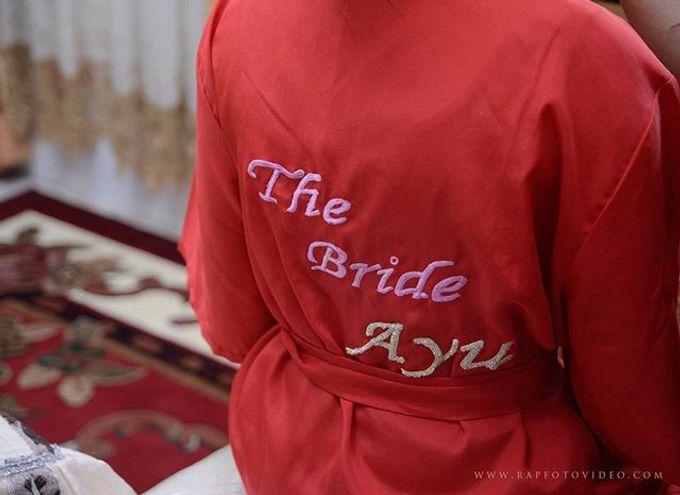 Ayu + Dedet by RAP Wedding - 005