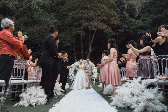 The Wedding Teo & Inggrid by Gedong Putih - 035