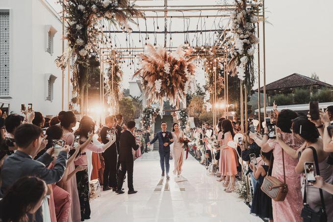 The Wedding Teo & Inggrid by Gedong Putih - 024