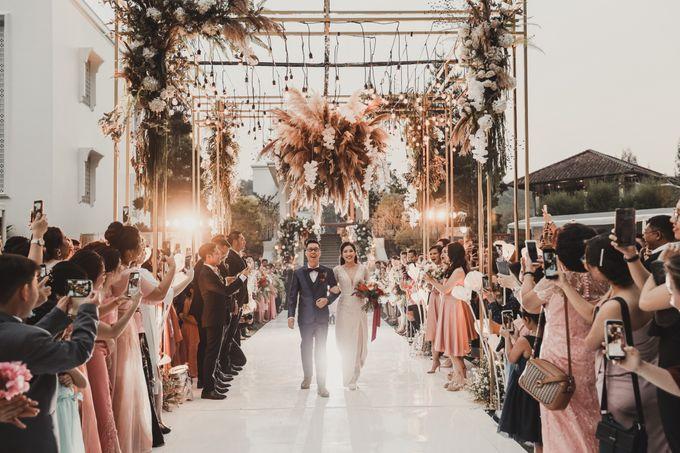 The Wedding Teo & Inggrid by Gedong Putih - 017