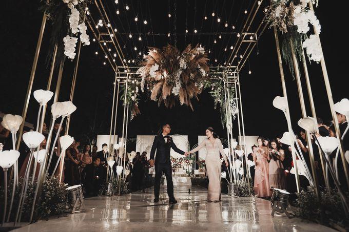 The Wedding Teo & Inggrid by Gedong Putih - 012