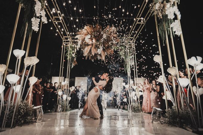 The Wedding Teo & Inggrid by Gedong Putih - 031