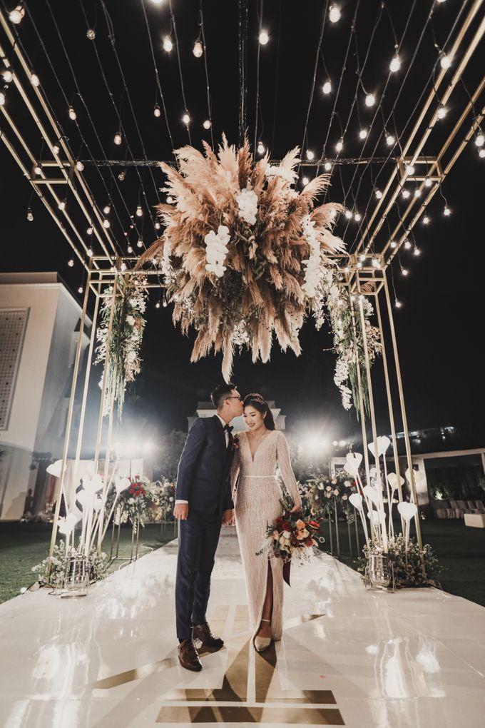 The Wedding Teo & Inggrid by Gedong Putih - 018
