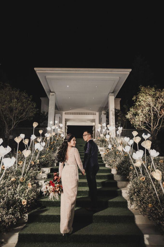 The Wedding Teo & Inggrid by Gedong Putih - 004