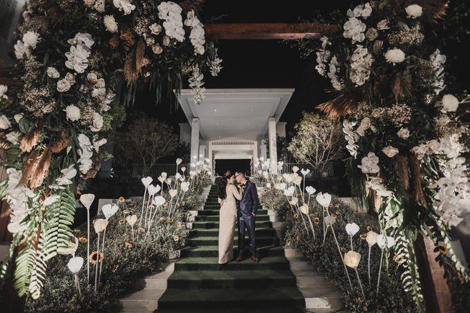 The Wedding Teo & Inggrid by Gedong Putih - 033