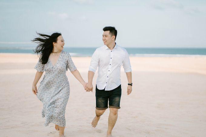 Proposal Jeffrey & Desy by The Apurva Kempinski Bali - 015