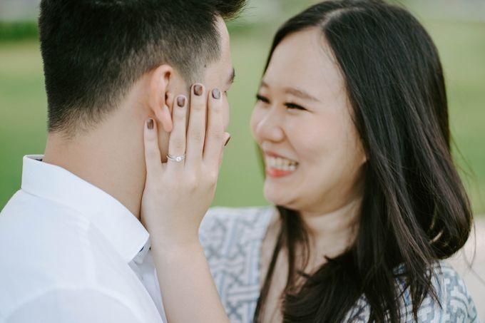 Proposal Jeffrey & Desy by The Apurva Kempinski Bali - 006