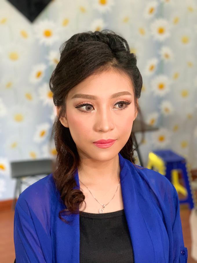 Bride Makeup by Novie Make Up Artist - 007