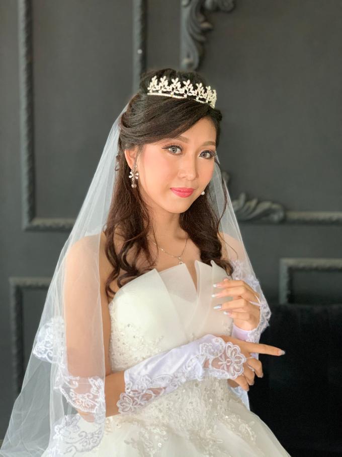 Bride Makeup by Novie Make Up Artist - 010
