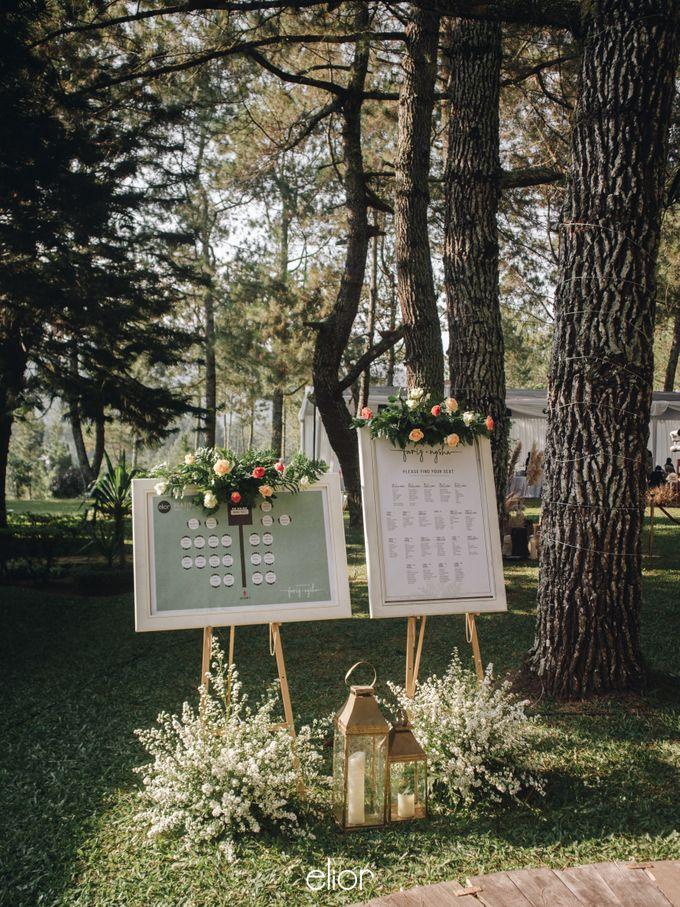 The Wedding of Nysha and Fariz by Elior Design - 015