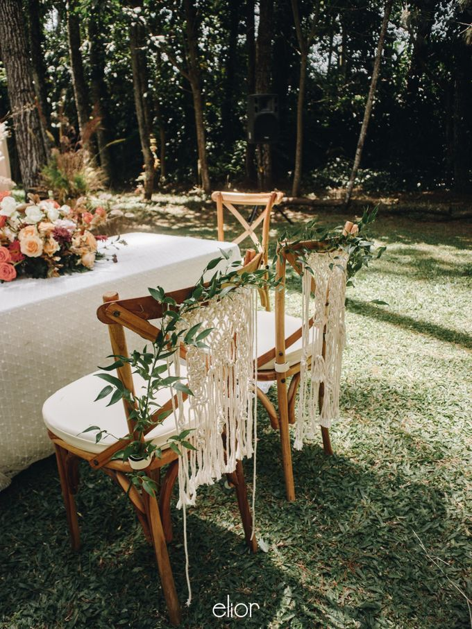 The Wedding of Nysha and Fariz by Elior Design - 004