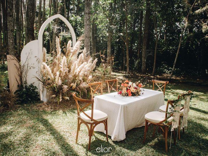 The Wedding of Nysha and Fariz by Elior Design - 005