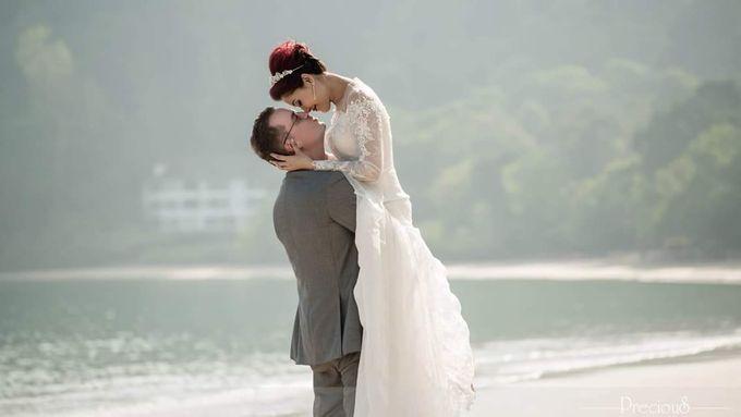 Lasting Elegance   Prewedding by precious wedding - 019