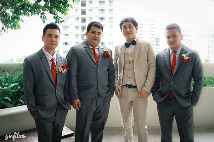 Jin & Marie / Wedding Highlights by Gie Films - 019