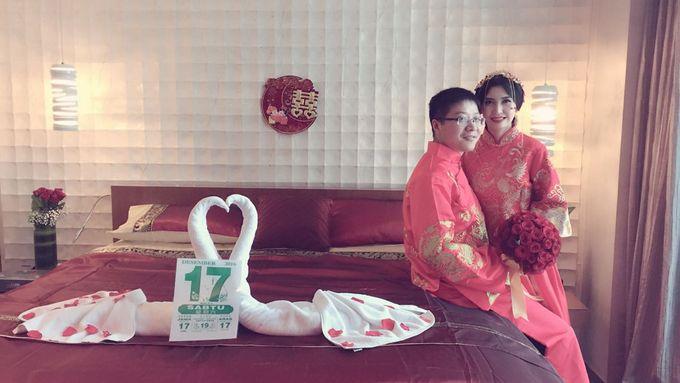 Wedding Zhang Bei & Olivia by Fenny Yang Wedding Planner - 010