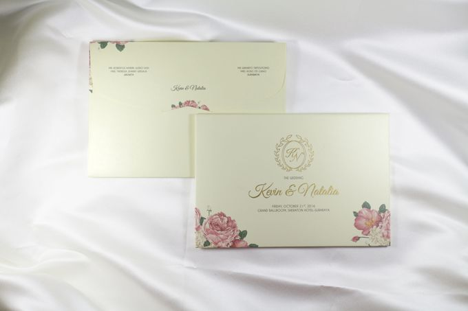 Kevin and natalia wedding invitation by blumento cards bridestory add to board kevin and natalia wedding invitation by sheraton surabaya hotel towers 001 stopboris Gallery