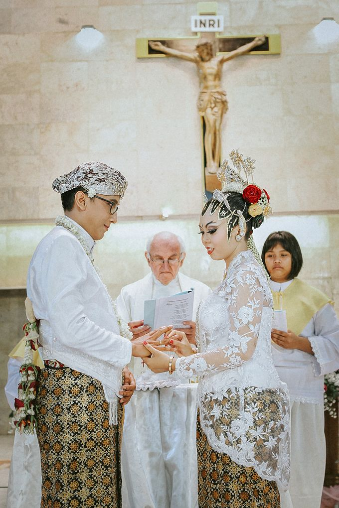 Wedding Putri & Didit by Gracio Photography - 007