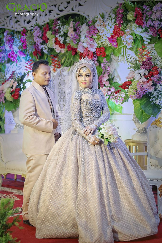Wedding Maya & Adnan by Gracio Photography - 009