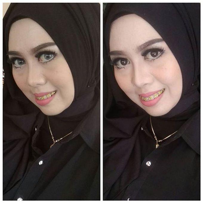 Wedding Make Up, Graduation, And Engagement by qaylamakeup - 012