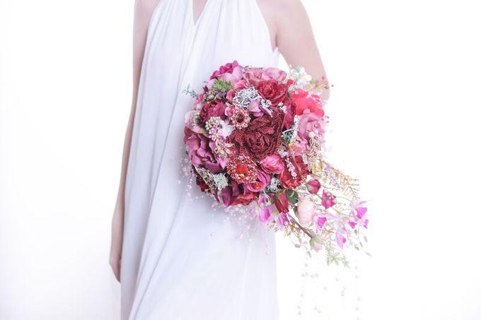 Luxurious Bouquet by LUX floral design - 009