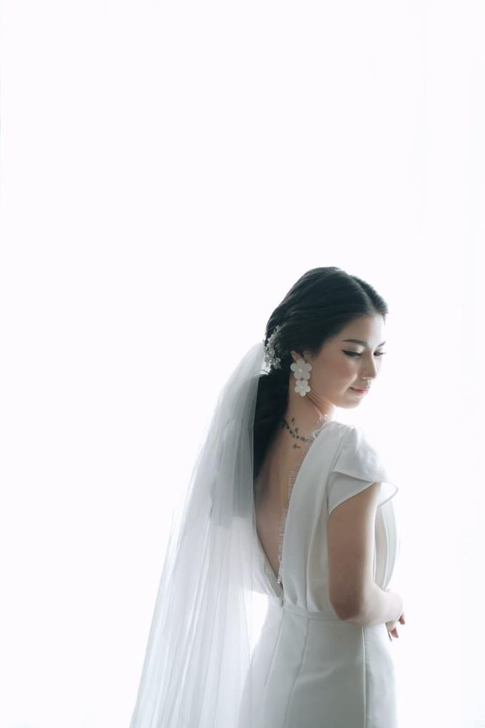 Fransisca Wedding by iLook ( Makeup & Couture ) - 001