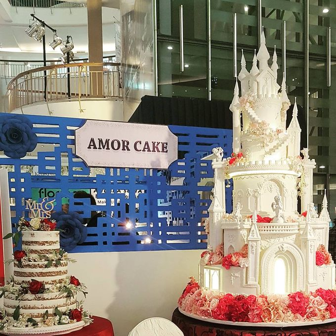 Wedding Expo and Promotion by Amor Cake - 012