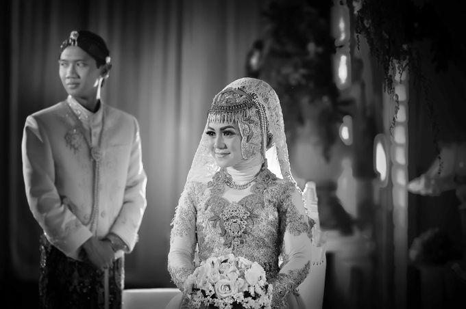 Wedding Of Novia & Hanung by GRAINIC Creative Studio - 005