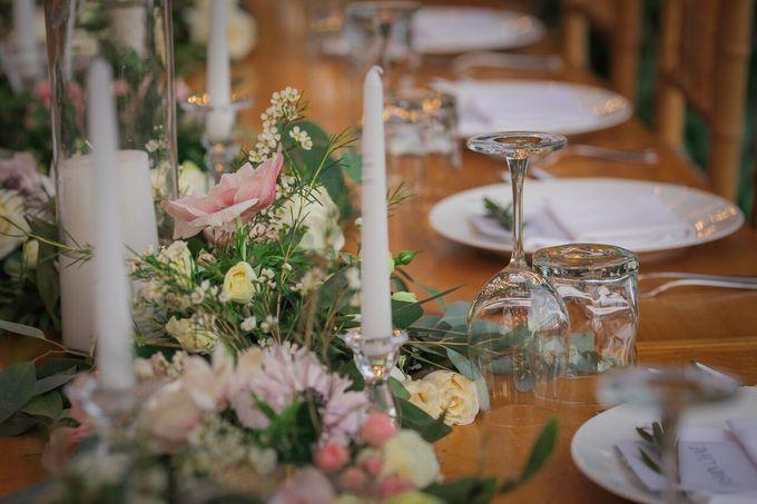 Sweet Garland Dinner by CITTA Wedding - 018