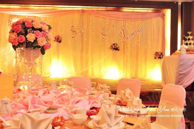 VIP Table Setting by Wedding And You - 012