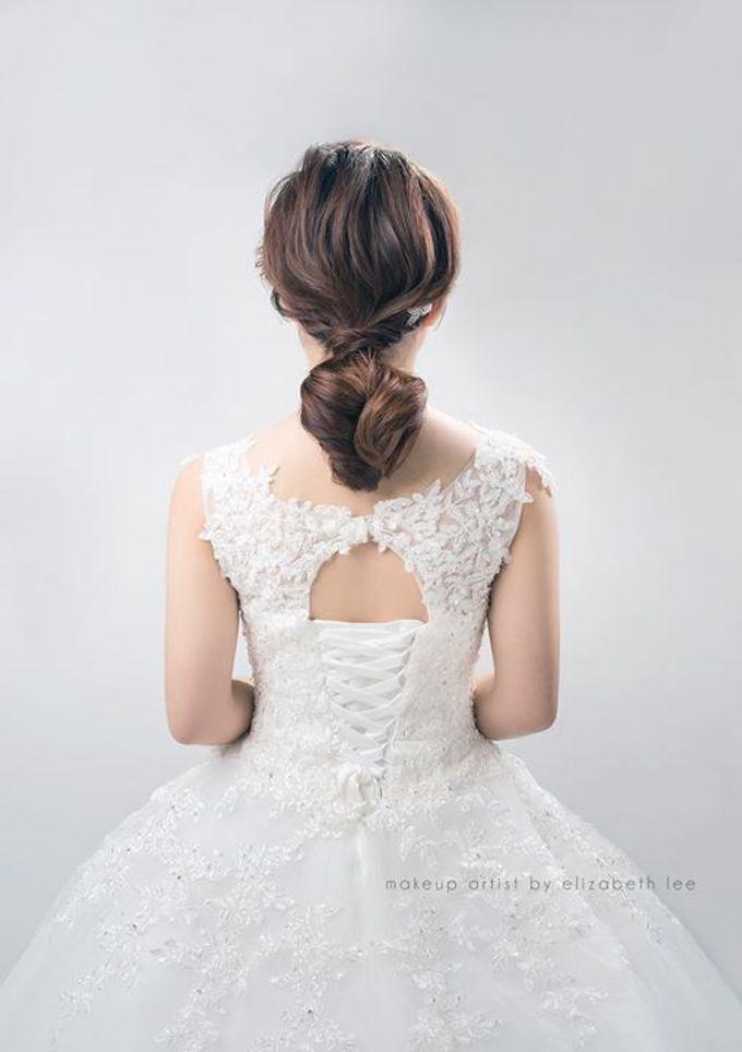 Wedding Day Bride Makeup Service by Elizabeth Lee Makeup Artist - 045