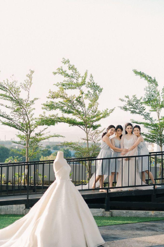 HANSEN & ANGEL WEDDING DAY by Summer Story Photography - 005